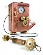 Copper Telelphone