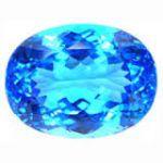 Bright Blue Topaz