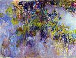 Monet's Wisteria