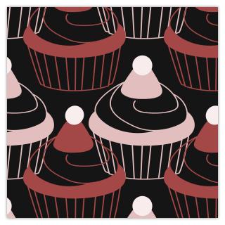 Cupcake Time Night