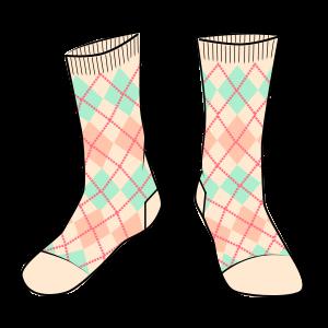 Gelato toes