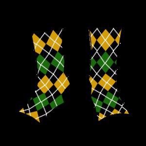 Golfin' Socks.