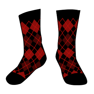 vampires wear socks?