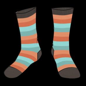 Golden Tamarin Socks