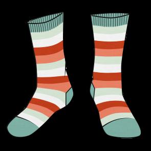 Bel Aire Socks