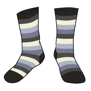 Socks Are Out There
