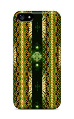 GreenGold Stripe