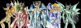 Saint Seiya Lovers