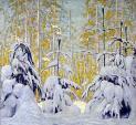 Winter Woods APC