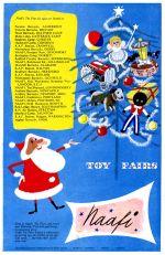 Santa Toy Tree