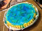 Alien Food Cake