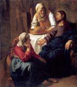 Vermeer's Christ