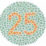 Color Blind Test 25