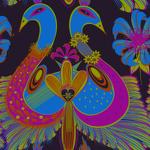 Weeny Peacocks
