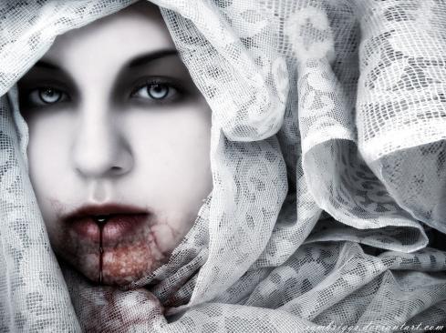 Lucy Westenra by Sam Briggs