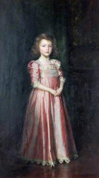 Katherine A. Ourovssoff by William Logsdail