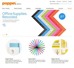 Poppin.com - Office Supplies by Color