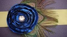 Flower Sash or Headband