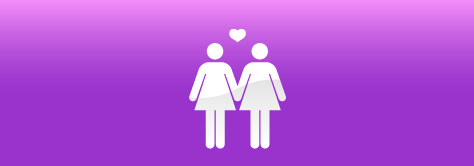 Lesbian Purple