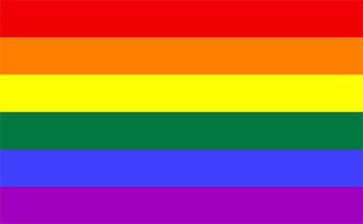 Rainbow Stripes (normal colour sight)