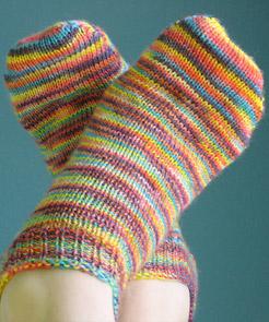 Easter Socks 1