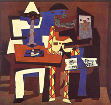 Three Musicians