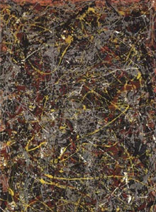No. 5 by Jackson Pollock