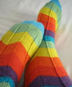 rainbow jaywalkers