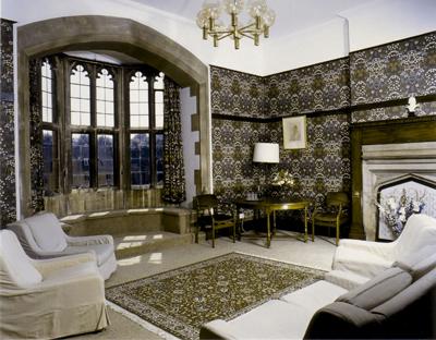 Tower Room viewed as a Deuteranope