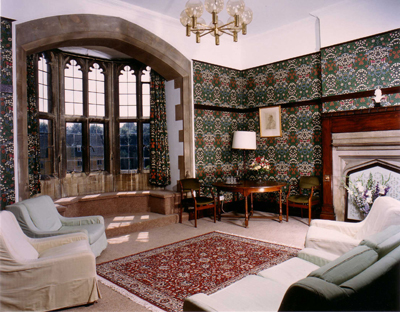 The Tower Room at Mansfield College