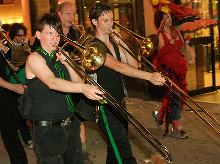 trombone coaxers