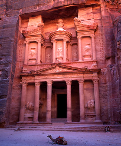 Petra Treasury