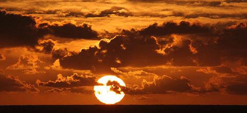 Endless Sunset - Hawaii
