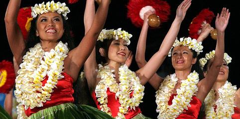 Merrie Monarch Hula Festival - Hawaii