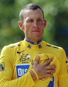 Livestrong Yellow Wristband