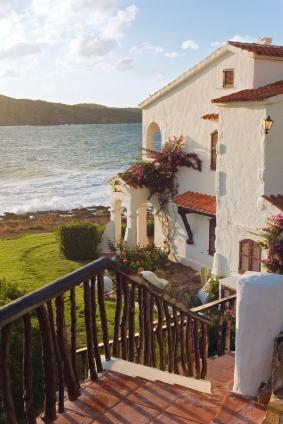 coastal villa