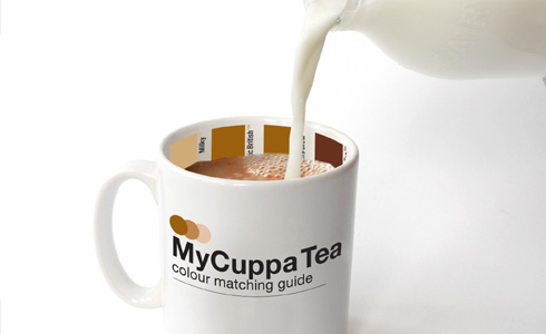 MyCuppa Coffe & Tea Mugs