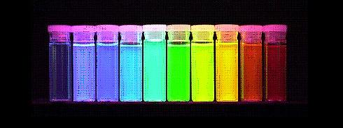 nanocrystal marker colour range