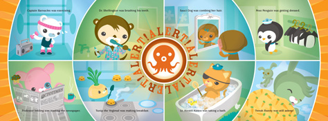 octonauts preview - octonauts & the only lonely sea monster