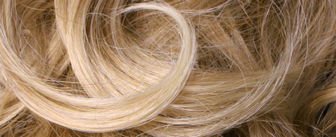Natual Blonde Hair