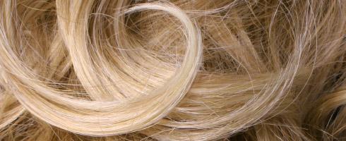 Natual Blonde Hair