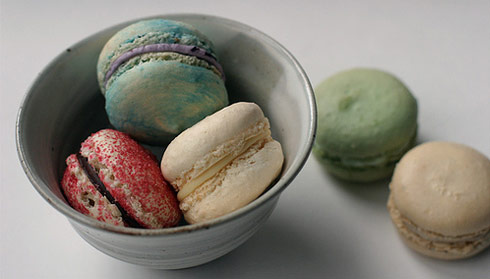 French Macarons from Quebec