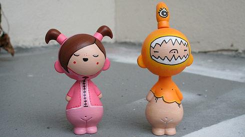 Tamo art toys