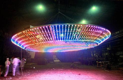 Color UFO Photo by Michal Szlaga