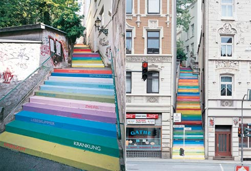 colorstairs