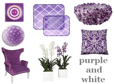 wallpaper purple and white. In fact, white and purple are