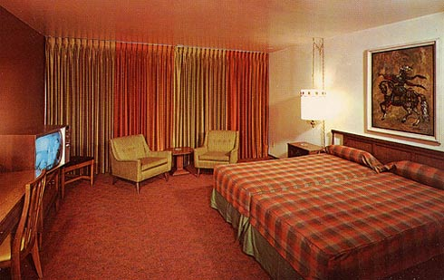 Little-America-Motel,-1960'