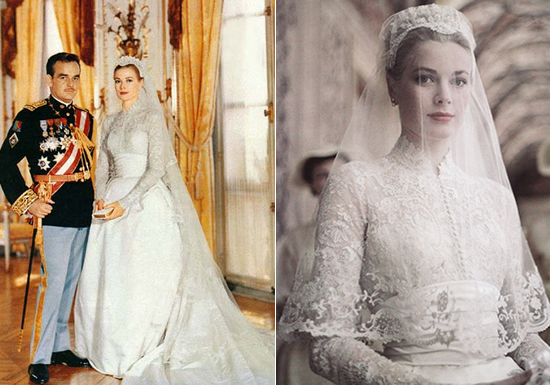 grace kelly dresses. Princess Grace Kelly and