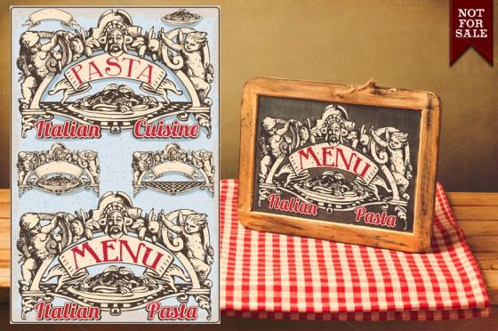 elements of italian cuisine