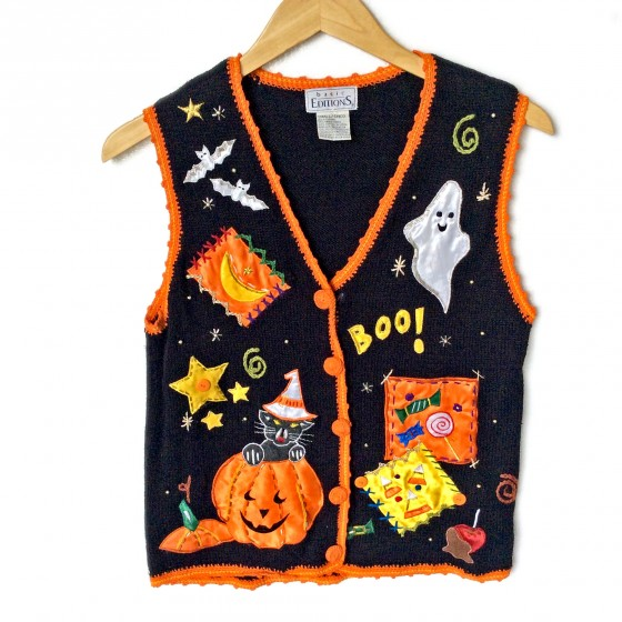 10-KITTYHALLOWEENVest